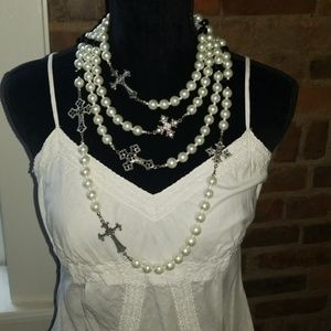 Charming Charlie Necklace Duo